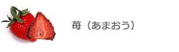 苺(あまおう)
