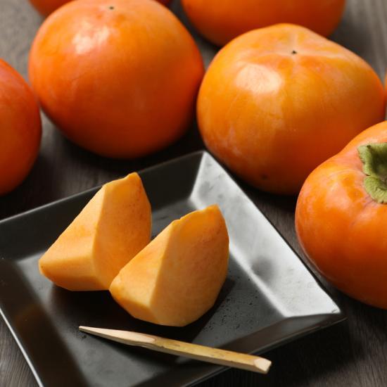 和甘柿(わかんし)